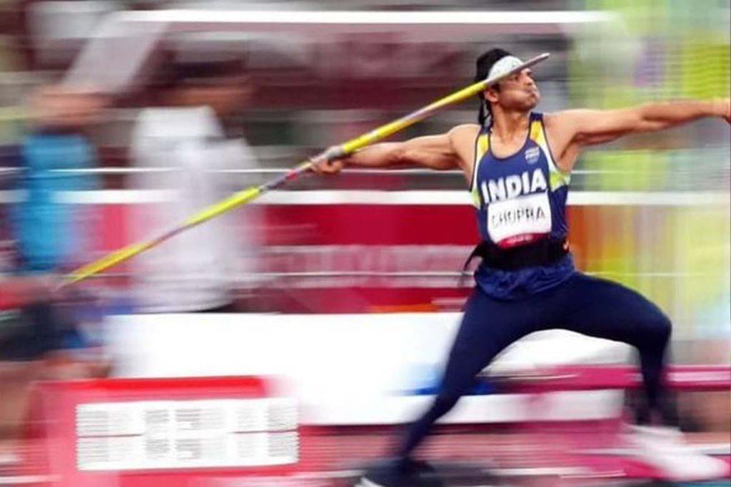 Neeraj on Olympics
